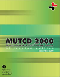 2000 MUTCD, Original, December 2000 cover