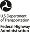 U.S. Department of Transporation, Federal Highway Administration Logo