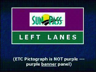 Example 4 shows ETC Pictograph is NOT purple --- purple banner panel.
